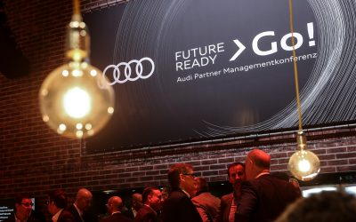 Audi Partner Management Konferenz 2018