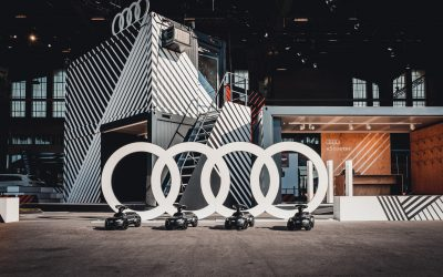 Audi – eVillage ePrix Berlin