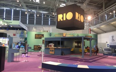 Traton Rio – Messestand Transport Logistic 2019